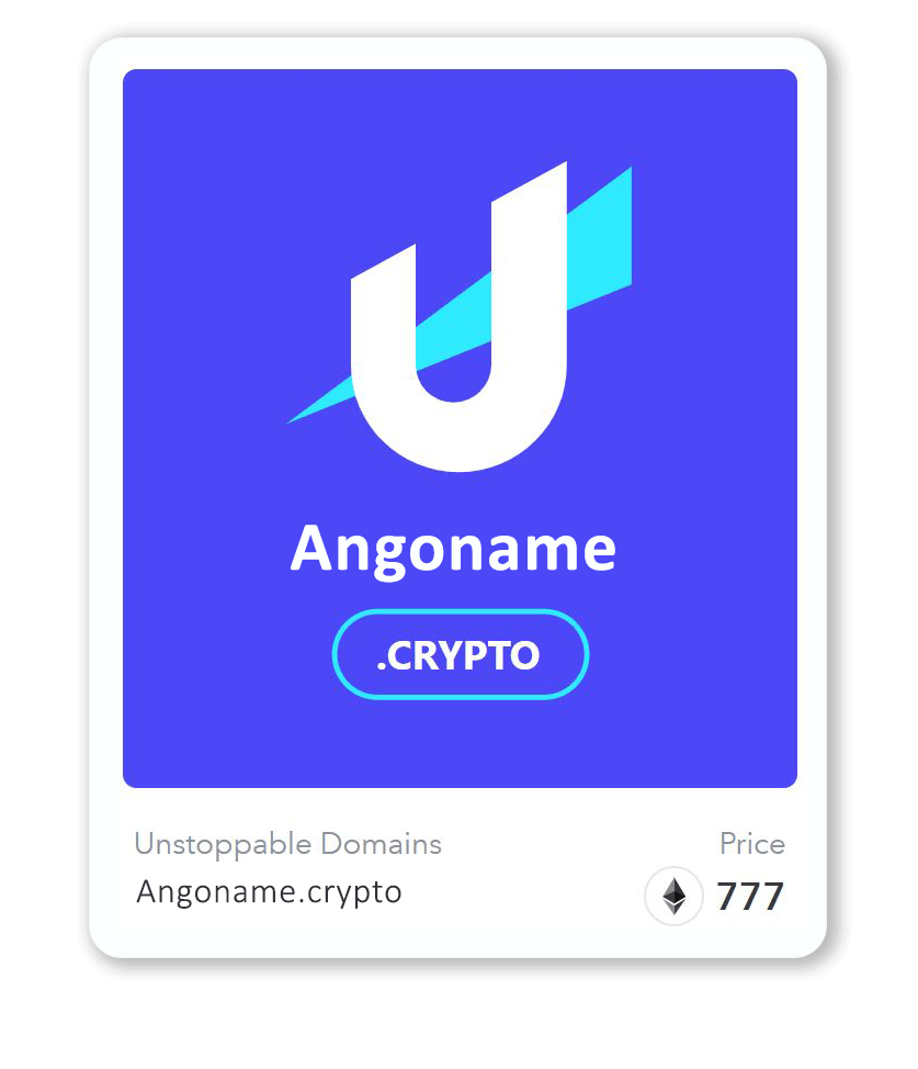Agoname Blockchain Domain NFT
