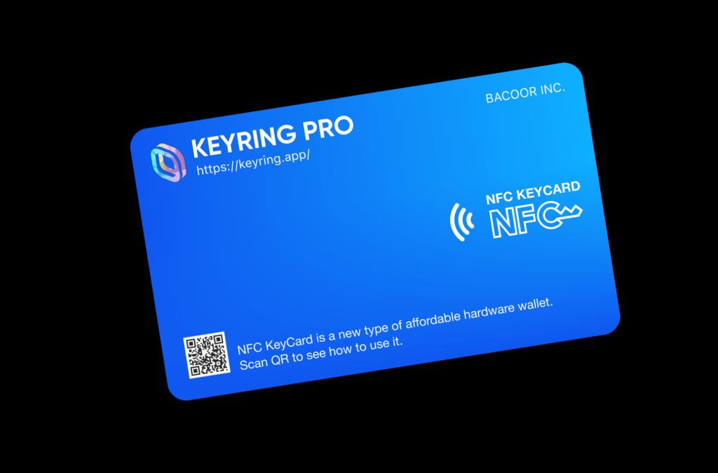 KEYRING Keycard Image